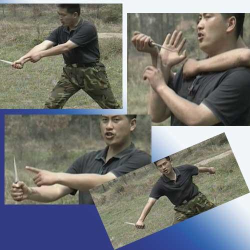 فیلم آموزش مبارزه خیابانی دفاع شخصی در برابر چاقو
