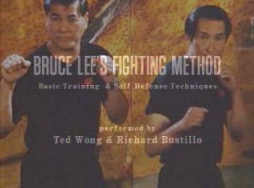 فيلم آموزشي روش مبارزه بروس لی