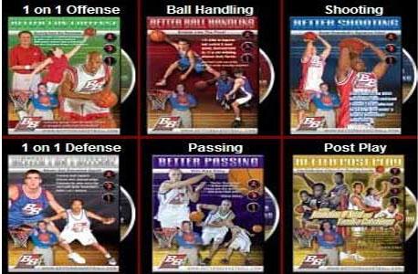 آموزش بسکتبال مجموعه فیلم اموزشی بهبود مهارت های بسکتبال