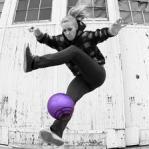 آموزش حرکات نمایشی استثنایی و فوق العاده با توپ - اسرار حرکات نمایشی با توپ