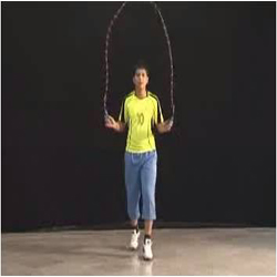 آموزش طناب زنی