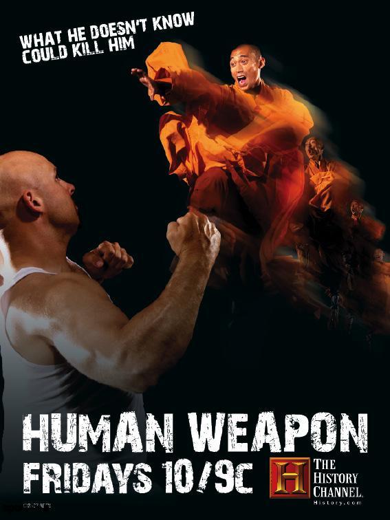 مستند سلاح بشر - بررسی هنرهای رزمی
